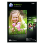 HP Q2510A photo paper Black,Blue,White A4