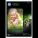 HP Q2510A pak fotopapier Zwart, Blauw, Wit A4