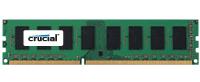 Crucial 2GB PC3-12800 memory module DDR3 1600 MHz