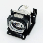 Boxlight Generic Complete Lamp for BOXLIGHT BEACON (2 pin connector) projector. Includes 1 year warranty.