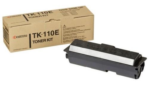 KYOCERA 1T02FV0DE1 (TK-110 E) Toner black, 2K pages @ 5% coverage