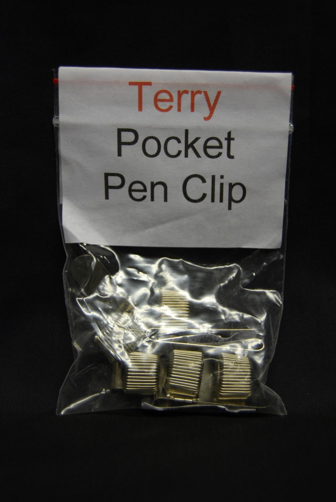 TERRY CLIP SINGLE ( PK5 )