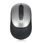Adesso iMouse A10 mouse Ambidextrous RF Wireless Optical 1600 DPI