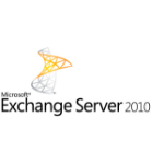 Microsoft Exchange Server 2010, DVD, 64bit, 5 User, DE