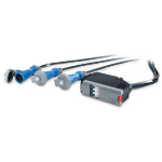 APC PDM1332IEC-3P Black,Blue,Grey power distribution unit (PDU)