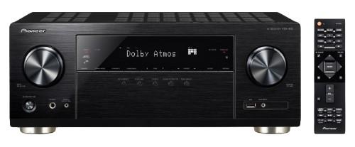 Pioneer VSX-932 150W 7.1channels Surround 3D Black AV receiver