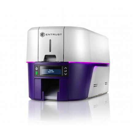 DataCard DS1 plastic card printer Dye-sublimation/Thermal transfer Colour 300 x 300 DPI