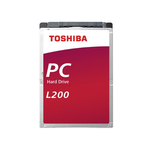 Toshiba L200 HDD 2000GB Serial ATA III internal hard drive