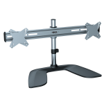 """Tripp Lite Dual Monitor Mount Stand for 13"""" to 26"""" Flat-Screen Displays"""