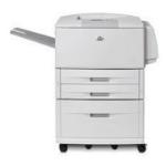 HP LaserJet 9000dn 600 x 600DPI A3