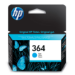 HP 364 Cyan Ink Cartridge Original Cian 1 pieza(s)