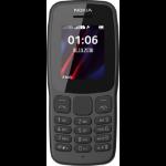 """Nokia 106 4.57 cm (1.8"""") 70.2 g Black Feature phone"""