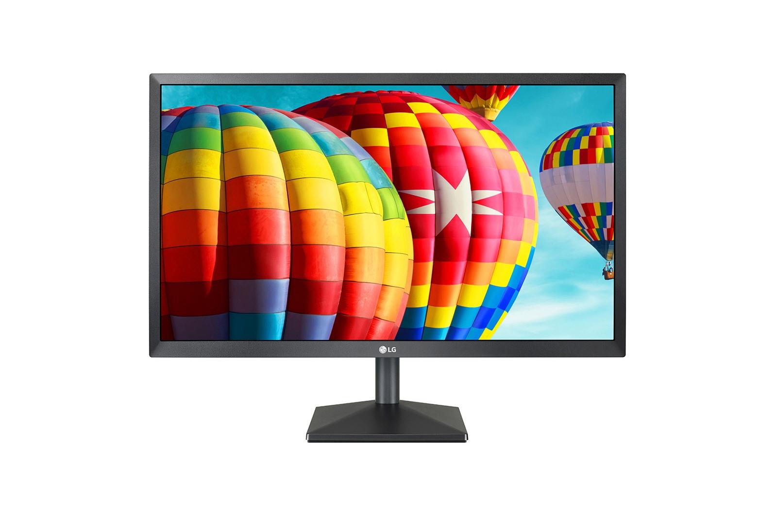 "LG 24MK430H computer monitor 60.5 cm (23.8"") Full HD LCD Flat Black"