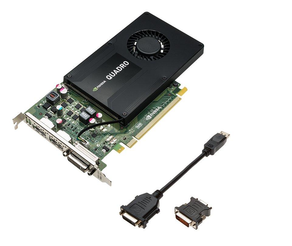 PNY VCQK2200-PB NVIDIA Quadro K2200 4GB graphics card