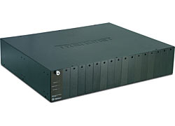Trendnet TFC-1600 network equipment chassis 2U