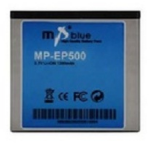 CoreParts MSPP0225 mobile phone spare part Battery Black, Blue, Grey