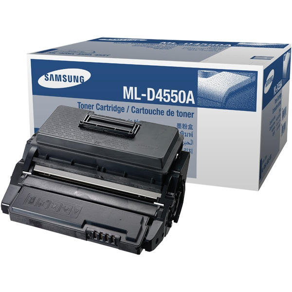 Samsung ML-D4550A/ELS Toner black, 10K pages