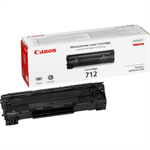 Canon 1870B002 (712) Toner black, 1.5K pages @ 5% coverage