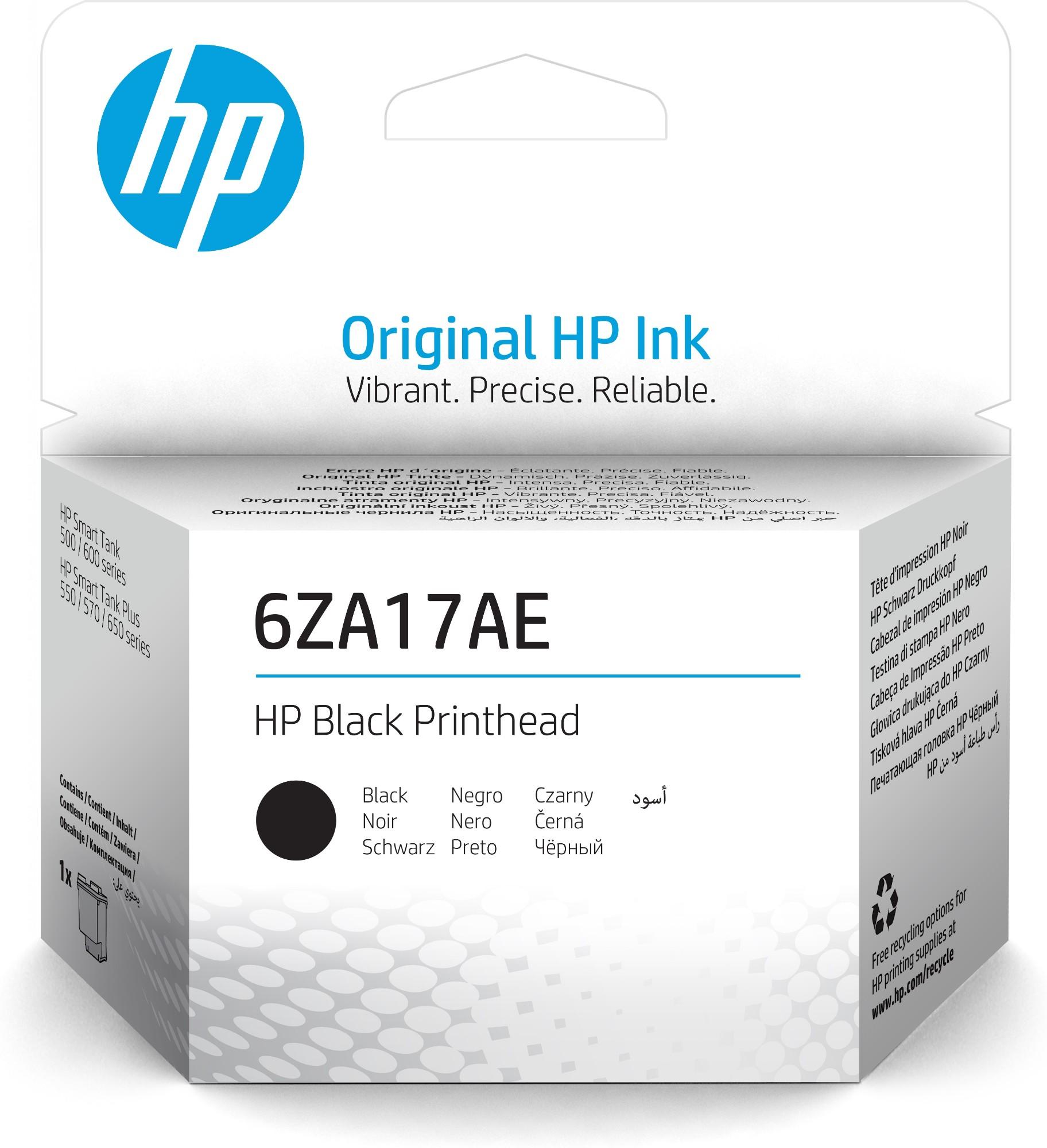 HP 6ZA17AE cabeza de impresora Inyección de tinta térmica