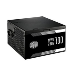 Cooler Master PSU 700W MWE White V2 ATX MOD 80+