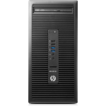 HP EliteDesk 705 G3 3.5GHz PRO 1500 Micro Tower Black PC