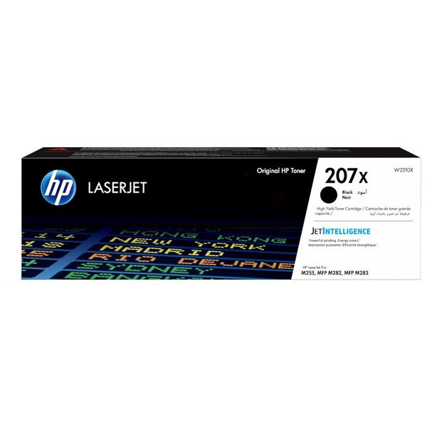 HP W2210X (207A) Toner black, 3.15K pages