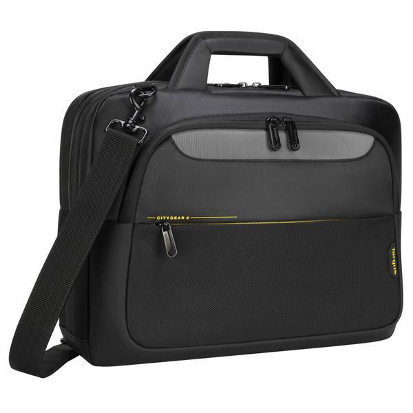 """Targus Citygear maletines para portátil 43,9 cm (17.3"""") Maletín Negro"""