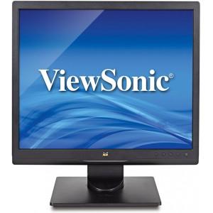 "Viewsonic Value Series VA708A 17"" LED Matt Flat Black computer monitor LED display"