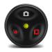 Garmin Remote VIRB Control RF Wireless Push buttons Black remote control