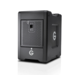 Western Digital G-SPEED Shuttle disk array 32 TB Tower Black