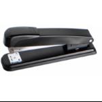 Hainenko Value Stapler Half Strip Metal Black