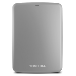 Toshiba Canvio Connect 2TB external hard drive 2000 GB Silver