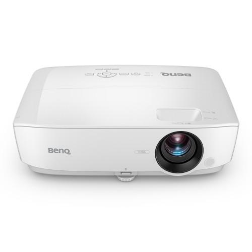 Benq MS536 data projector Standard throw projector 4000 ANSI lumens DLP SVGA (800x600) White