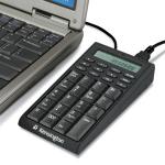 Kensington Notebook Keypad/Calculator USB Black keyboard