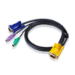 Aten 2L5203P 3m Black KVM cable