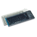 Cherry Compact keyboard G84-4400, light grey, UK-English