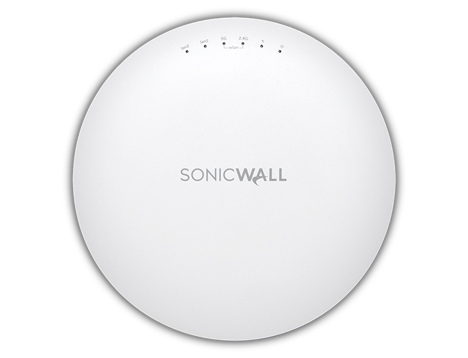 SonicWall SonicWave 432i WLAN access point 2500 Mbit/s Power over Ethernet (PoE) White