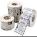 Zebra SAMPLE25345R etiqueta de impresora Blanco