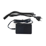 LaCie Little Big Disk Power Supply 24W Black power adapter/inverter
