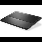 "Cooler Master NotePal LapAir 17"" Black notebook cooling pad"