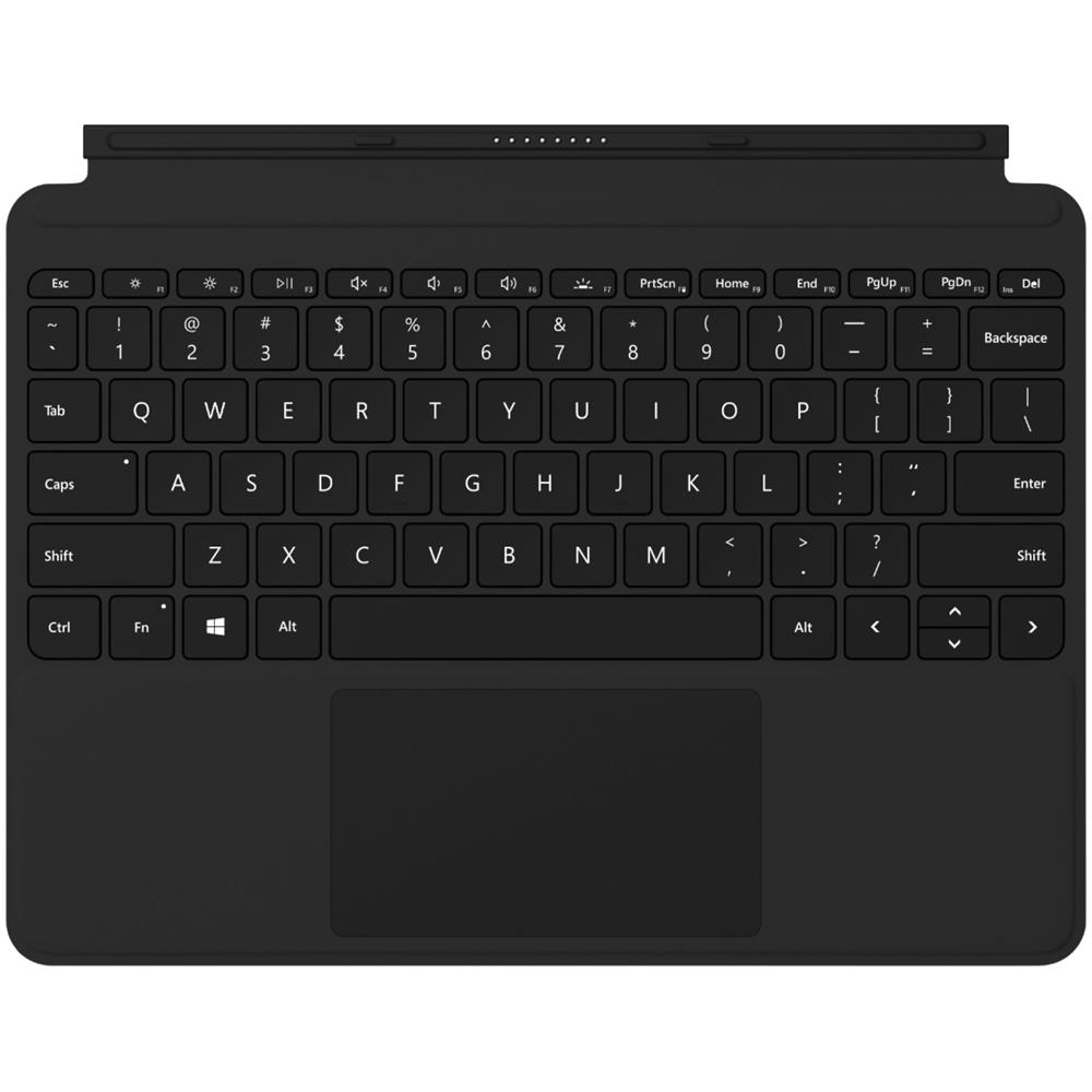 Microsoft Surface Go Type Cover mobile device keyboard QWERTY Italian Black Microsoft Cover port