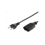 Microconnect PE030830 1AC outlet(s) 3m Black power extension