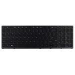 HP Backlit keyboard assembly (France) Keyboard