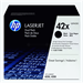 HP Q5942XD (42XD) Toner black, 20K pages, Pack qty 2
