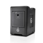 G-Technology G-SPEED Shuttle disk array 40 TB Tower Black