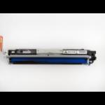 Click, Save & Print Remanufactured HP CF351A Cyan Toner Cartridge