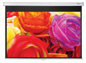 """Optoma DS-1109PMG+ projection screen Black,White 2.77 m (109"""") 16:10"""