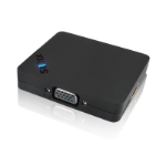 Sunix UniversalDisplay Port Splitter- Enables 3 monitors