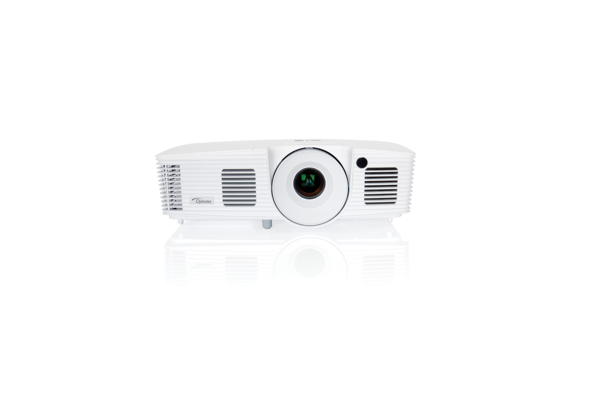 Optoma EH341 Desktop projector 3500ANSI lumens DLP 1080p (1920x1080) 3D White data projector