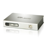 Aten UC2322 interface hub Silver